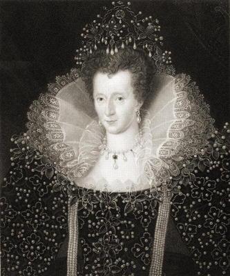 Image english school 19th century queen elizabeth i 1533 1603