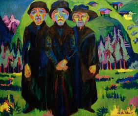 The three old women