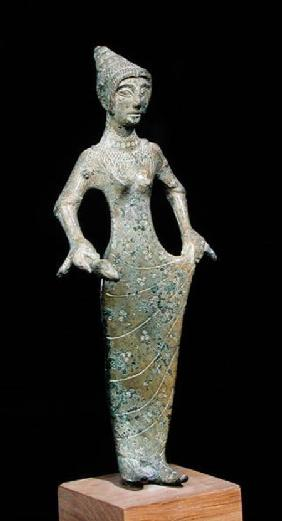 Female figure, possibly Ap...