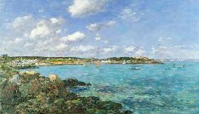 Boudin, Eug�ne : The Bay of Douarnenez