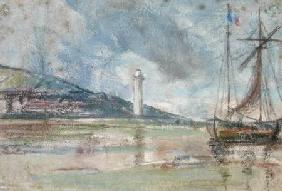 The Lighthouse at Honfleur