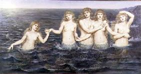 de Morgan, Evelyn : The Sea Maidens