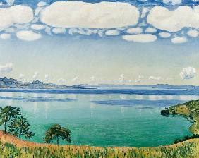 Lake Geneva from Chexbres 1905