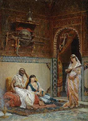 in a Harem