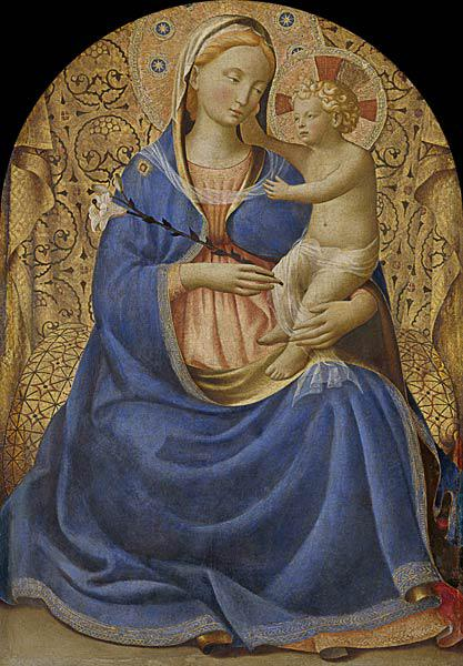 The Virgin of Humility (Madonna dell' Umilitá)