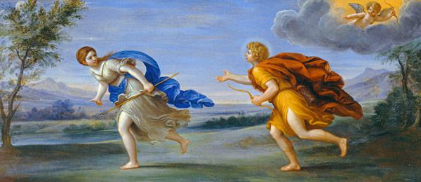 Apollo and Daphne