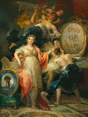 Allegory of the City of Madrid
