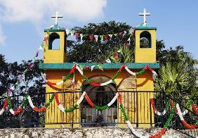 mexican church