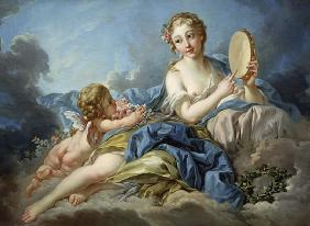Boucher, Fran�ois : Terpsichore, the Muse of t...
