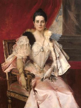 Portrait of Princess Zinaida Yusupova
