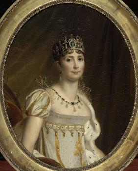 Jos�phine de Beauharnais, the first wife of Napol�on Bonaparte (1763-1814)