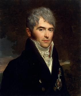 Portrait of Count Viktor Pavlovich Kochubey (1768-1834), Imperial Chancellor of Russia