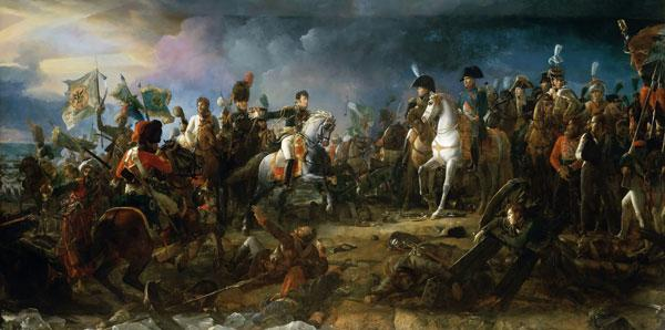 G�rard, Fran�ois Pascal Simon : The Battle of Austerlitz o...
