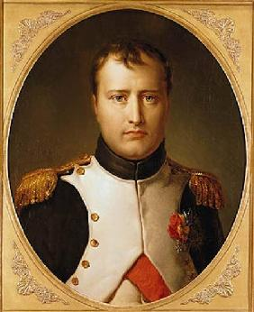Portrait of Napoleon (1769-1821) in Uniform