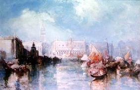 Venice (one of a pair)