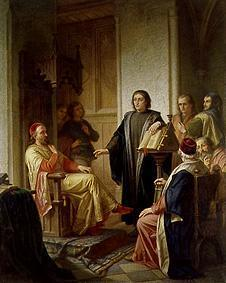 Karl IV surrounds ., of his advisers