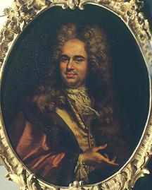 Bildnis Robert Walpole 1. Earl of Oxford (1676-1745).