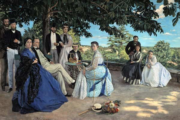 Bazille, Fr�d�ric : Frederic Bazille / Reunion...