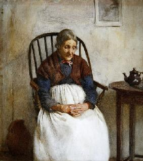 Study of an Elderly Lady