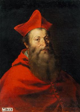 Cardinal Jacques Sadolet (1477-1547) Bishop of Carpentras