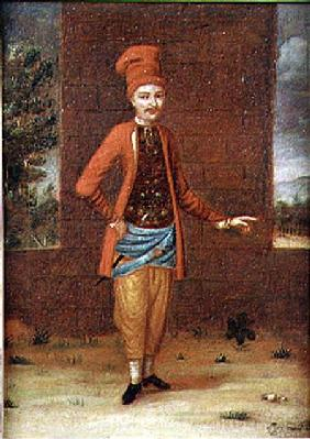 Portrait of a Turkish man (for pair see 72903)