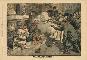 Terrorism in Russia, illustration from ''Le Petit Journal'', supplement illustre, 24th February 1907
