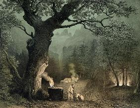 The Sacred Grove of the Druids, from the opera ''Norma'' by Vincenzo Bellini (1802-35)