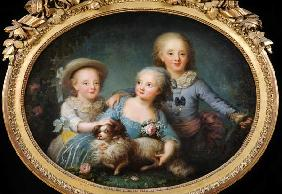 The Children of Charles de France (1757-1836)