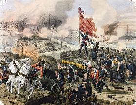 Attack at Pont de Neuilly and Courbevoie, 2nd April 1871