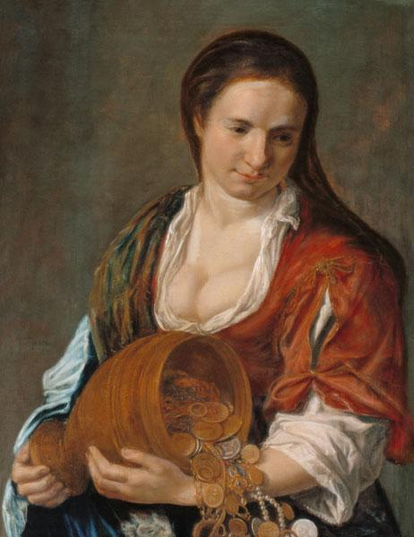 Allegory of the Grosszügigkeit.