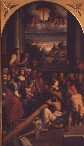 The Carrying of the Cross (altarpiece)