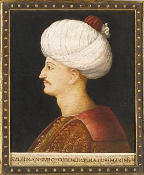 Sultan Suleiman I the Magnificent