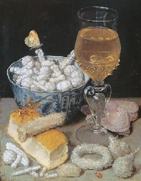 Quiet life with bread and sweets