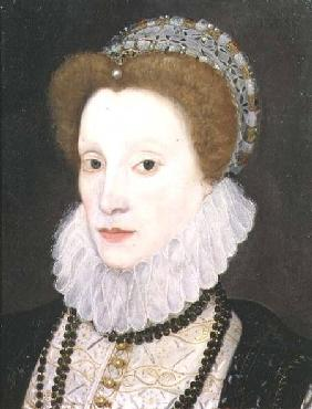 Portrait of a Woman (said to be Elizabeth I)
