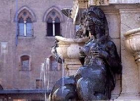 Fountain of Neptune, or Fountain of the Giant