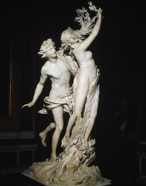 G.L.Bernini, Apollo and Daphne