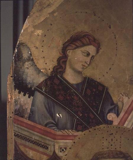Giotto Di Bondone Madonna Enthroned