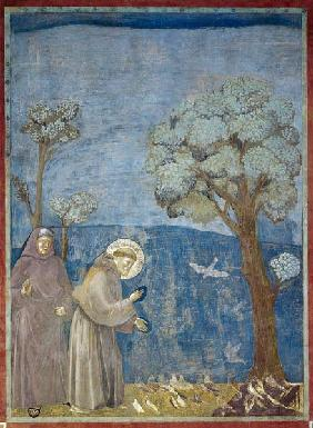 St. Francis Preaching to the Birds
