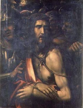 Sodoma, Giovanni Bazzi : Christ amid his Tormentors