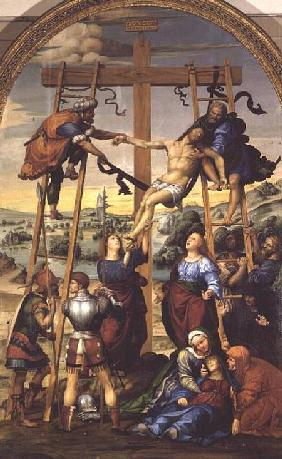 Sodoma, Giovanni Bazzi : Descent from the Cross