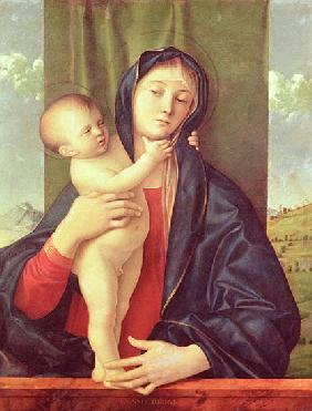 Virgin and Child, c.1487