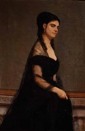 Portrait of the Contessa G. Tempestini