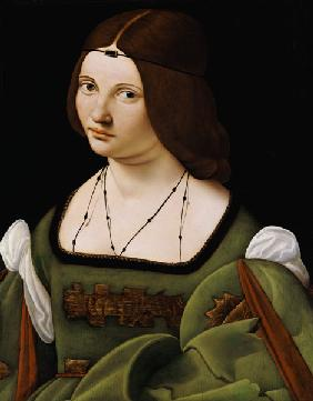 Portrait of a Lady   (post restoration)