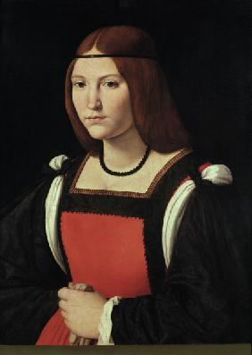 Boltraffio / Portrait of a Woman