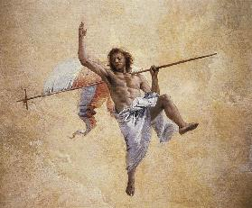 G.D.Tiepolo / Resurrect.of Christ / 1749