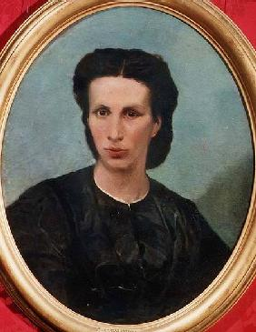 Portrait of Mrs. Biliotto