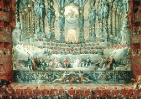 Pannini, Giovanni Paolo : Concert given by Cardinal ...