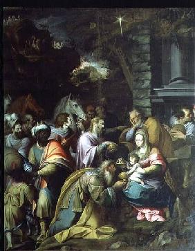 The Adoration of the Magi (panel)