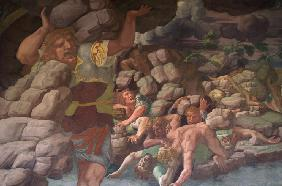 The Fall of the Giants (Sala dei Giganti)