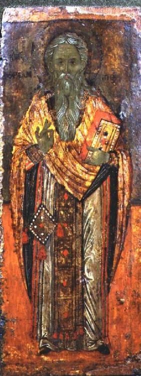 St. Charalambos, icon, from Kastoria